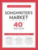 Songwriter's Market 2017