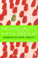 Individuality and the Group Pdf/ePub eBook