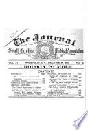 Journal of the South Carolina Medical Association