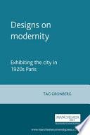 Designs on Modernity