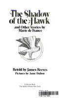 Pdf The shadow of the hawk, and other stories by Marie de France
