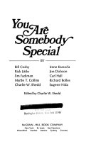 You are Somebody Special