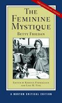 Pdf The Feminine Mystique
