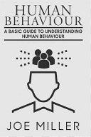 Human Behavior Book