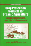 Certified Organic And Biologically Derived Pesticides