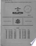 The Department of State Bulletin Book