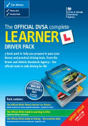 The Official DVSA Complete Learner Driver Pack