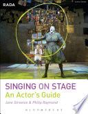 Singing on Stage Book PDF