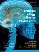 Medical Terminology for Health Professionals Book