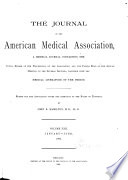 Journal of the American Medical Association Book PDF