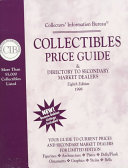 The Collectibles Price Guide  1998