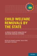 Child Welfare Removals by the State