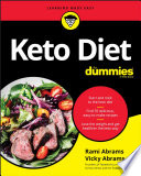 """Keto Diet For Dummies"" by Rami Abrams, Vicky Abrams"