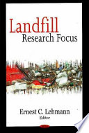 Landfill Research Focus