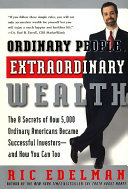 Ordinary People, Extraordinary Wealth Pdf/ePub eBook