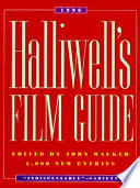 Halliwell's Film Guide 1996
