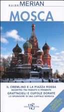 Guida Turistica Mosca. Con cartina Immagine Copertina