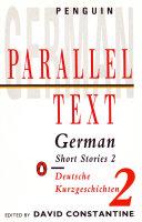 Parallel Text: German Short Stories