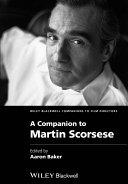 Pdf A Companion to Martin Scorsese