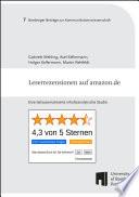Leserrezensionen auf amazon.de
