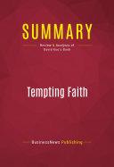 Summary: Tempting Faith
