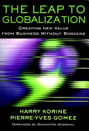 Pdf The Leap to Globalization