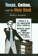 Texas, Cotton, And The New Deal [Pdf/ePub] eBook