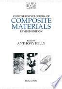 Concise Encyclopedia of Composite Materials Book