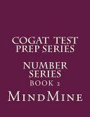 Cogat Test Prep Series number Series