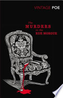 Cover of The Murders in the Rue Morgue
