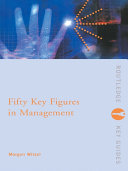 Fifty Key Figures in Management