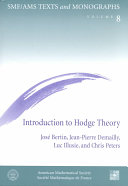 Introduction to Hodge Theory