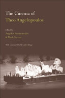 Pdf Cinema of Theo Angelopoulos