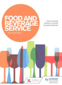 Books - Food And Beverage Service (9Th Edition) | ISBN 9781471807954