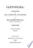 Caxtoniana