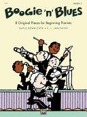 Boogie  n  Blues  Book 1