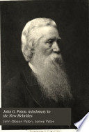 John G  Paton  Missionary to the New Hebrides