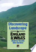 Discovering Landscape in England   Wales