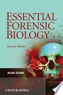 Essential Forensic Biology Book