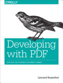 Developing with PDF [Pdf/ePub] eBook