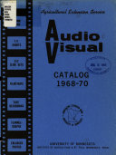 Audio visual Catalog