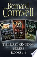The Last Kingdom Series Books 4-6: Sword Song, The Burning Land, Death of Kings (The Last Kingdom Series)
