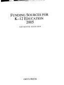 Funding Sources for K 12 Education 2005