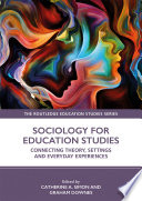 Sociology for Education Studies