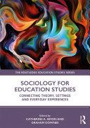 Sociology for Education Studies