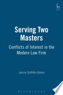 Serving Two Masters