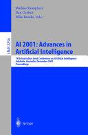 AI 2001  Advances in Artificial Intelligence