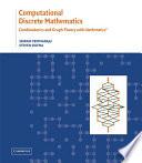 """Computational Discrete Mathematics: Combinatorics and Graph Theory with Mathematica ®"" by Sriram Pemmaraju, Steven Skiena"