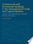 Commercial and Investment Banking and the International Credit and Capital Markets