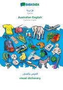 BABADADA  Algerian  in arabic script    Australian English  visual dictionary  in arabic script    visual dictionary